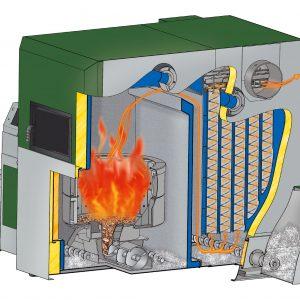 Centrale termice pe biomasă Herz