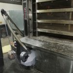 Arzator peleti Eco-Palnik seria UNI-MAX 100-500kw panificatie